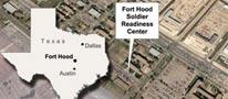 美国军事基地枪击案