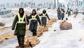 08年众志成城抗雪灾