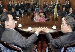 朝韩关系反复