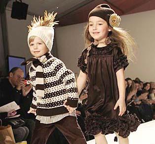 面向搜狐宝宝招募50个小观众,邀您一同亲临现场感受专业儿童时装表演!图片