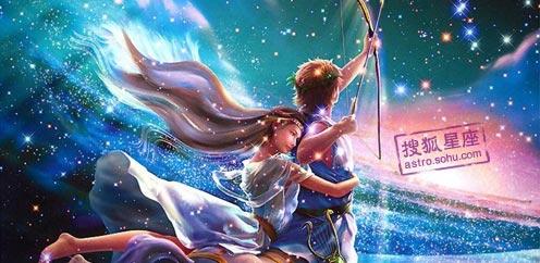 十二星座之天蝎座女生因而自卑巨蟹座的理想型图片