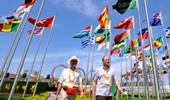 坎昆气候大会 绿色奥运路 北京向大气污染宣战