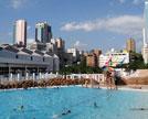 九龙公园游泳池