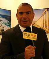 约旦旅游局海外市场主管Anwar