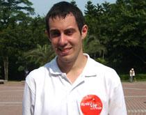 发现广州第三季 活力之旅选手Dan Melbourne