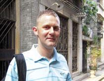 发现广州第三季 创意之旅选手Jonathan Edwards