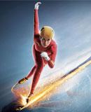 短道速滑运动员杨扬