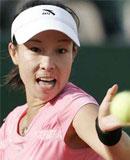 网球运动员郑洁