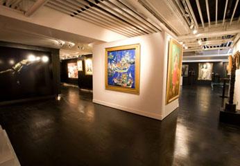 Opera Gallery,香港购物,艺术,展览,表演,怀旧