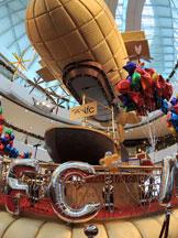 香港旅游,圣诞,香港美景,IFC国际金融中心商场