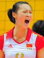 惠若琪,女排,中国女排,东亚运动会