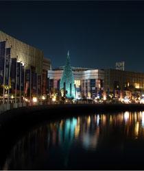 迪拜:体验豪华派对