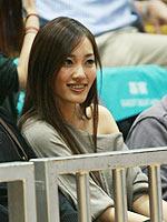 王予柔,第一美女,男篮,东亚运动会
