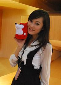 广州国际设计周抓拍美女篇