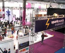 广州国际设计周,星火国际设计展厅
