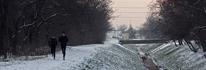 大雪袭击欧洲
