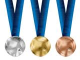 2010温哥华冬奥会奖牌