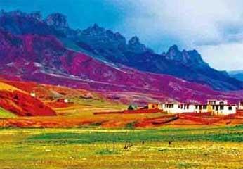 西藏丁青一妻多夫制生活揭秘