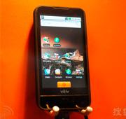 韩国viliv双系统P3手机