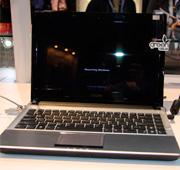 全球首款G310M显卡笔记本