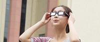 自制日食眼镜