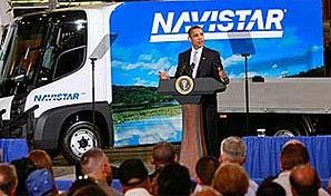 美奥巴马支持电动车发展 资助金被指不足