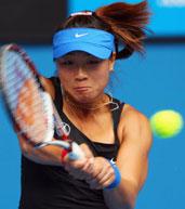 韩馨蕴,澳网,2010澳网,澳大利亚网球公开赛