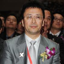 叶齐/特步(中国)有限公司副总裁叶齐
