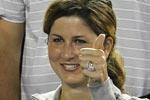 费德勒,费嫂,澳网,2010年澳网,澳网直播,2010年澳大利亚网球公开赛