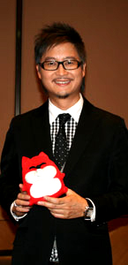 香港著名设计师Dorian Ho何国钲