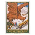第一届冬奥会:1924年法国夏幕尼冬奥会