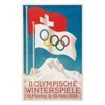 第二届冬奥会:1928瑞士圣莫里兹冬奥会