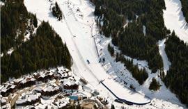 惠斯勒河畔滑雪场,2010温哥华冬奥会