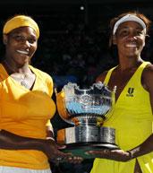 小威,大威,澳网,2010澳网,澳大利亚网球公开赛