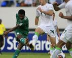 尼日利亚获季军