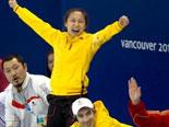 中国女子冰球队,温哥华冬奥会
