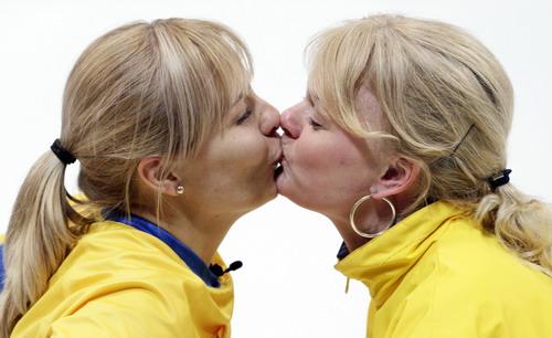 瑞典凭冷静表现夺冠