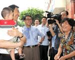 09年重庆民安全感指数