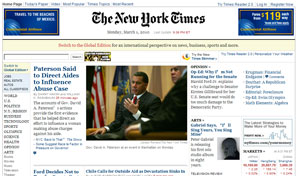 纽约时报―日内瓦车展