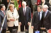 德国拟牵头援助希腊等国