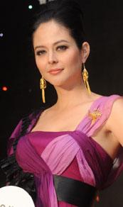 第27届香港国际珠宝展,情迷俄罗斯派对,名模