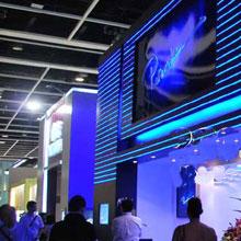 搜狐直击2009年9月香港国际珠宝展