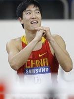 多哈室内田径世锦赛,刘翔