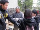中南大学绿色科技协会龙洞村环保宣教活动