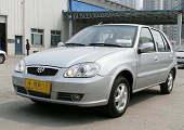夏利:中国第一个家轿民族品牌