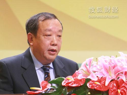 国务院国有资产监督管理委员会副主任邵宁(搜狐财经 王玉玺摄)