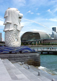 新加坡 拥有世界最大焚烧厂