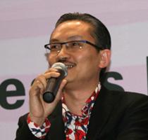 广州天凯国际贸易有限公司总经理李健祥