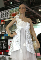 广州鞋展,第九届中国(广州)国际鞋展,奢靡金属,服饰搭配