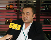 广东博斯鞋业实业有限公司营销总监 石书祥